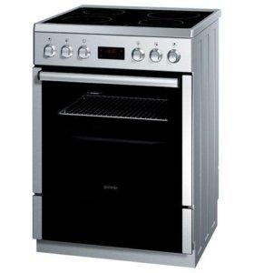 Электрическая плита Gorenje EI 67422 AX (60см)
