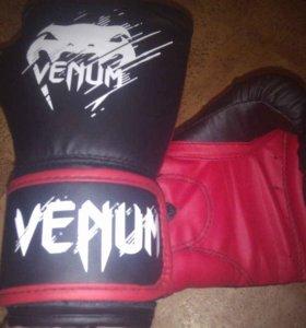детские перчатки Venum