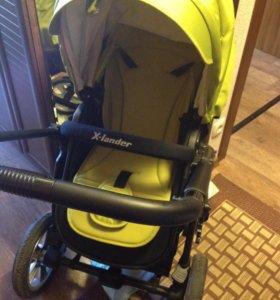 Детская коляска X-lander X-move