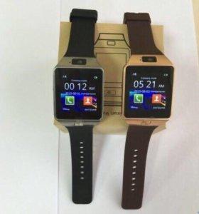 Умные часы Smart watch Phone DZ 09