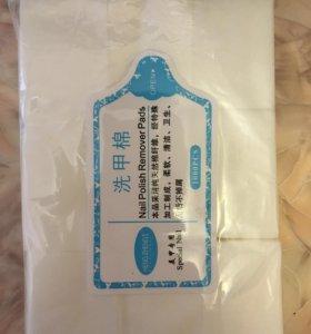 Безворсовые салфетки для маникюра 1000 шт