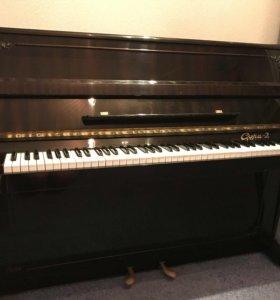 Фортепиано (пианино) Сура-2