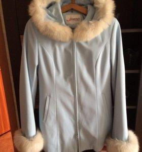 Куртка женская с подстёжкой