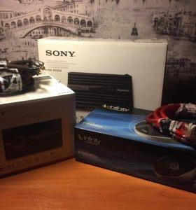 Акустика Sony
