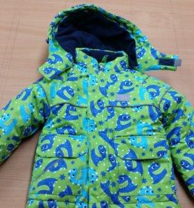 костюм для мальчика (зима) новый в упаковке