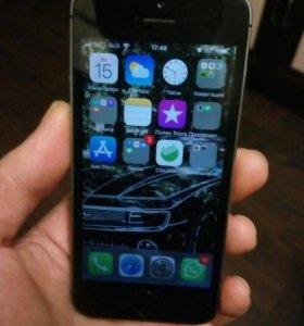 Айфон 5s 16gb ростест