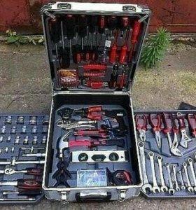 Проф.набор инструментов Krafttechnik