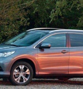 Багажник на крышу для Honda CR-V