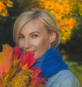 Фотограф. Осенняя фотосессия