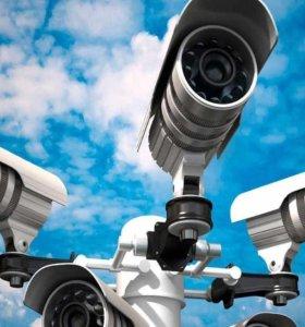 Охрана, сигнализация, видеонаблюдение