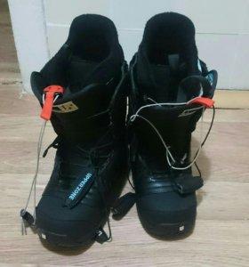 Ботинки для сноуборда Burton EMERALDBLACK/GOLD, 8