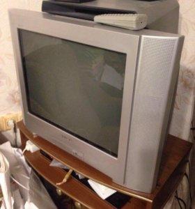 """Телевизор Sony trinitron 21"""" 51см"""