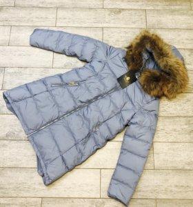 Зимний пуховик куртка парка