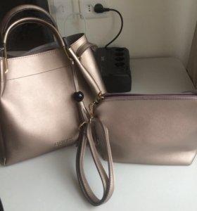 Новая сумочка 2 в 1🔥