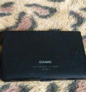 Casio.записная книжка
