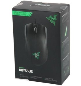 Игровая мышь Razer Abyssus 2014 (RZ01-01190100-R3G