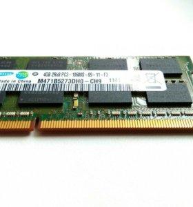 ОЗУ Оперативная память DDR3