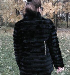 Норковая куртка ,