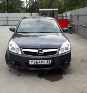 Opel vectra C, 2007, 1.8MT, 140лс