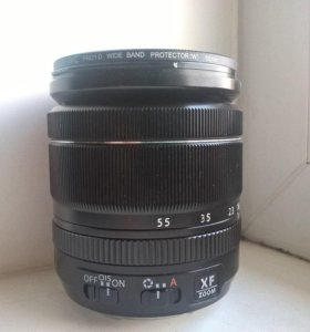 Oбъектив Fujifilm Fujinon XF 18-55mm