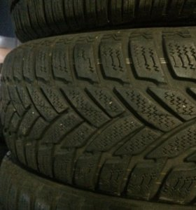 Зимние бу R17 255 45 Dunlop SP Winter Sport M3