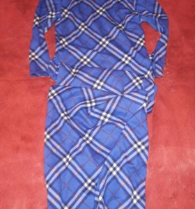Теплое платье Colambetta