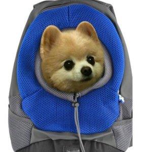 """Рюкзак переноска для собак """"Спорт"""""""
