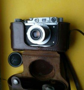 Фотоаппарат Зоркий в отличном состоянии