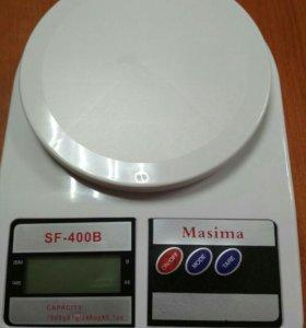 Весы кухонные до 7 кг.