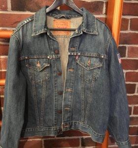 Куртка джинсовая Levi's M(46-48)