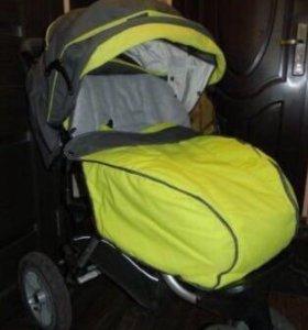 Capella, прогулочная коляска