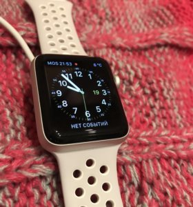 Apple Watch Nike + 42mm series 2