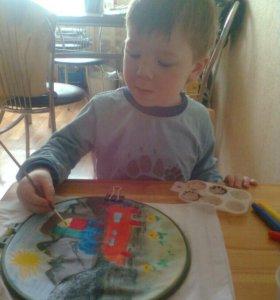 Творческие занятия для детей от 5 лет. Продлёнка