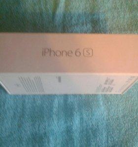 Коробка от айфона 6s