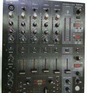 Микшер Begrudge pro Mixer DJX750