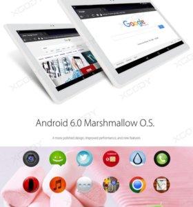 """Новый 10.1"""" планшетный ПК Android 6.0"""