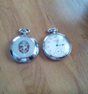 Часы карманые 1 златауст 58 года выпуска 88 года