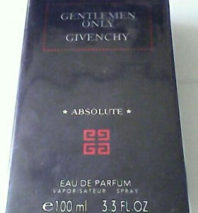 GIVENCHY GENTLEMEN ABSOLUTE