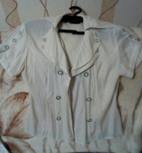 Блузка, кофта школьная