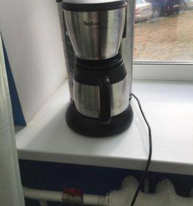 Tefal кофеварка