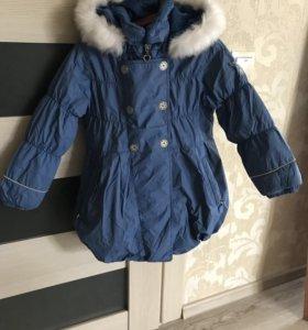 Пальто зимнее Sela