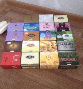 Арабские масла мировых брендов 3 мл