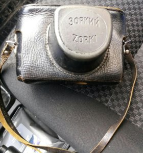 Фотоаппарат zorki-4k