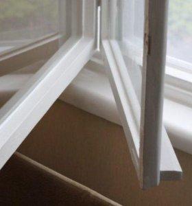 Реставрация деревянных балконных и оконных рам