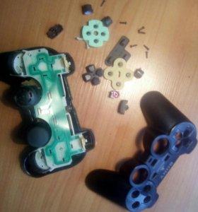На запчасти геймпад от PS2