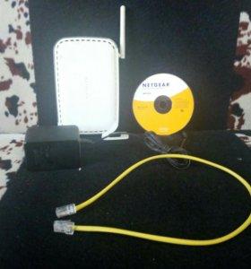 Wi-Fi роутер Netgear