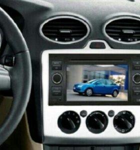 Мультимедиа на Ford Focus 2, Transit, Fusion