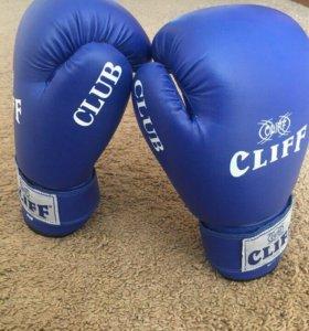 Перчатки боксерские Cliff