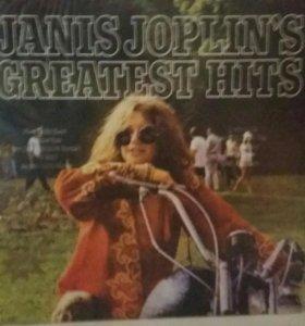 Janis Joplin's