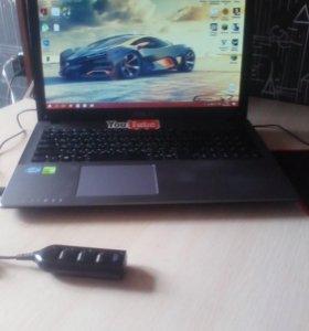 Игровой ноутбук+ аксессуары